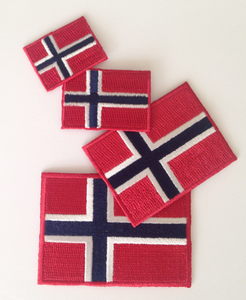 Bilde av Norske Flagg