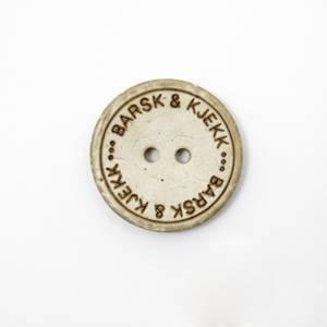Bilde av Barsk & kjekk Kokosknapp 22mm