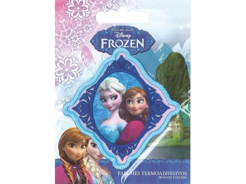 Frost/Frozen Elsa og Anna Diamantformet