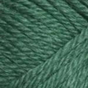 Bilde av Alpakka Ull 8063 Mørk grønn - utgått farge